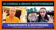Teil 2 Bruno Würtenberger und Jo Conrad
