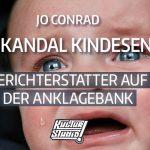 Justizskandal Kindesentzug – Berichterstatter auf der Anklagebank